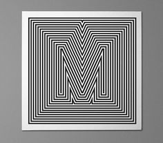 Manifesto. on the Behance Network #manifesto #line #white #typography #black #and #contrast