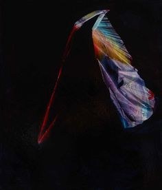 Abstract Oil Paintings by Rachel Ostrow