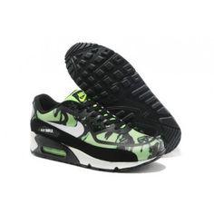 Nike Air Max 90 Sale Prm Tape 2014 New Green