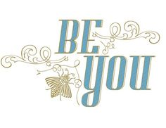 West end girl #design #typography #vintage #type #flourish #quote #bee #be you