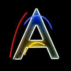 Clase #neon #sign #a