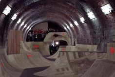 NIKE TUNNEL JAM PHOTOGALLERY | Defgrip #interiors #architecture #landscapes