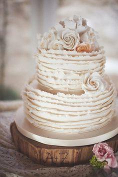 Cake by simonleebakery.com, Photography by eephotome.com #rose