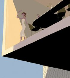 jj22.jpg (532×595) #perspectives #illustration #art #facades
