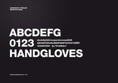 Visual identity / Sebastian Burgold on the Behance Network #typography #identity