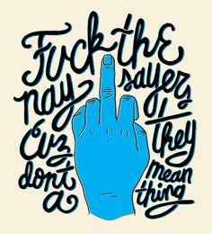 jay roeder lettering. #lettering