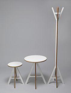 The A Stool #frame #range #design #product #byalex