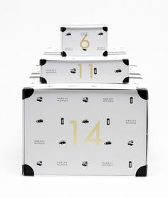 Harveynichols_black_boxes3b #packaging #box