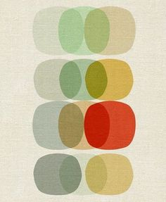 Color & Form #form #color #retro