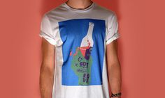 TWIN AW12 Designers Collection - ML003 #apparel #london #design #graphic #shirt #james #illustration #twin