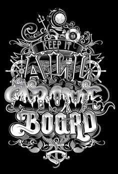 o_1226884309.jpg (610×900) #design #navy #typography