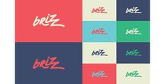 Brizz #id #logo #colors #identity