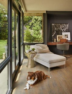 Complete Redesign of a Dilapidated 1950s Split-Level Home in Dallas 6