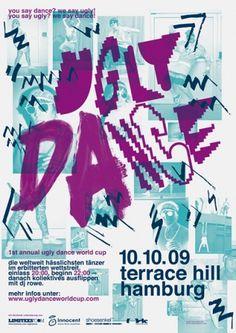 Falko Ohlmer #dance #poster