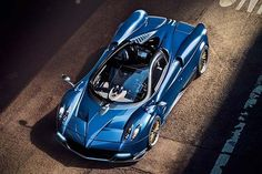 Pagani Huayra Roadster - the combination of art and science #PaganiHuayraRoadster