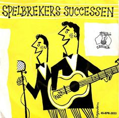 'Spelbrekers Successen' | Flickr - Photo Sharing! #record #cover #illustration