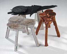 Made in Brazil by Rodrigo Almeida | Yatzer #furniture