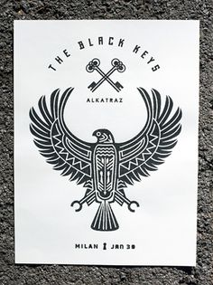 Live To Make #print #poster #eagle