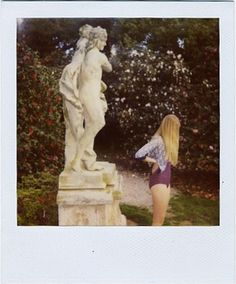 Lina Scheynius' Polaroids #photography #scheynius #lina #polaroid