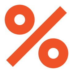 See more icon inspiration related to percent, discount, percentage, sales, shapes, seo and web and signs on Flaticon.