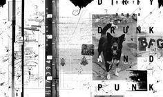 Book design #punk #book