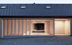 innauer matt interior exterior architecture modern wood house beautiful minimal design inspiration www.mindsparklemag.com