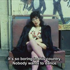 The Academy New York #boredom #dance #film #stills