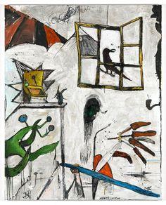 28d146679dcfc4d0eac6b1969502ac3e.jpg (828×1024) #painting #eichner #art #marcel