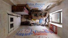 Dezeen » Blog Archive » Room Portraits by Menno Aden #bedroom