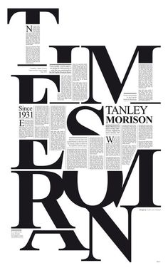 Time New Roman #typography