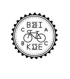 Line Illustration Series on the Behance Network #icon #logo #line #bike