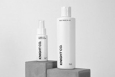 KNIGHT CO. Is a Grooming Line for Environmentally Conscious Men