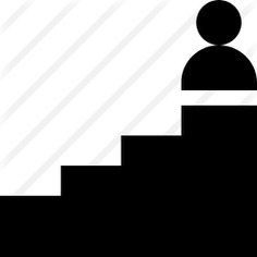 See more icon inspiration related to business and finance, success, growth, career, objective, goal, aim, development, stairs and progress on Flaticon.