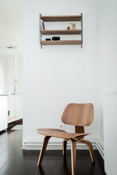 my scandinavian home: Antwerp home of a graphic designer
