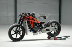 Bottpower M210 on the Behance Network #design #motorcycle #concept