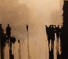 In The Clear-40x46.JPG (JPEG Image, 640x561 pixels) #paintings #geoffrey #landscapes #art #johnson