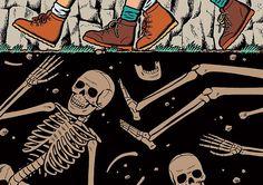 Kristian Hammerstad illustration Nyt forrester