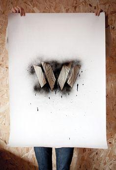 Cirque du Soleil, Safewalls | Écorce Atelier Créatif #logo #print #safewalls