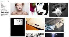 Editorial - Minimal Portfolio Theme for WordPress