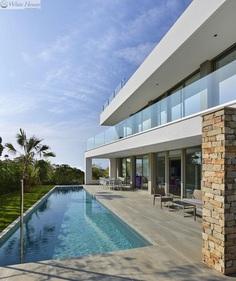 Modern Italian Designer Villa Close to Cambrils Promenade House V&O 1
