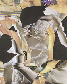 Gray Wielebinski #art #glitchart #digitalart #collage #mixedmedia