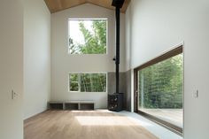 House in Higashi Ohwada by CASE-REAL