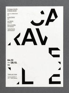 Alex W. Dujet | Arcademi #design #poster #typography