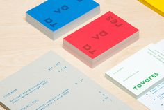 Tavares by Landscape #business #cards