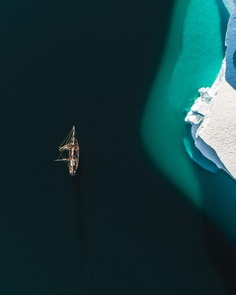 The Silent Arctic Photographic Expedition in Greenland by Joe Shutter