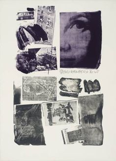 Google Image Result for http://takethepicturenow.files.wordpress.com/2009/07/robert-rauschenberg-pledge-1968.jpg #college #art