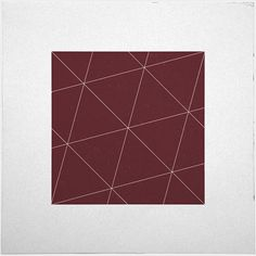 #299 Window into space – A new minimal geometric composition each day