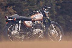 Honda CL350 #bikes #cl350 #motorcycle
