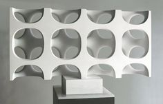 "Image Spark Image tagged ""sculpture"", ""shapes"" dmciv #erwin #interiors #architecture #hauer"