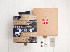 Deerz | Дизайн студия Эскимо #packaging #logo #branding #fashion